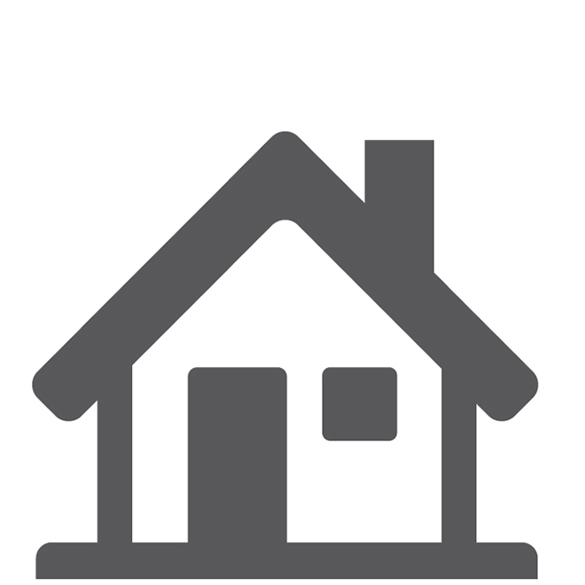 Mortgages Square Icon