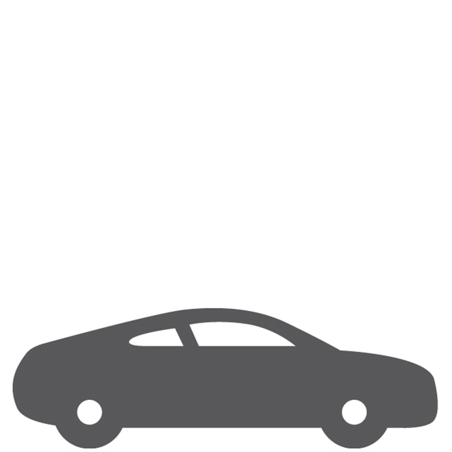 New Auto Loans Sports Car Square Icon